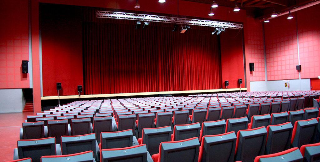 Teatro Della Concordia - Venaria (TO)