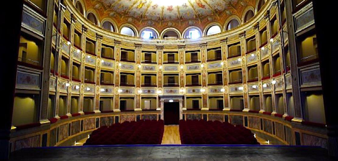 Teatro Vaccaj - Tolentino (MC)